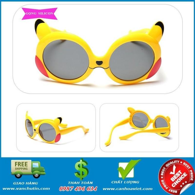 Mua Kính cho trẻ em, kính chống UV thời trang Vàng dễ thương