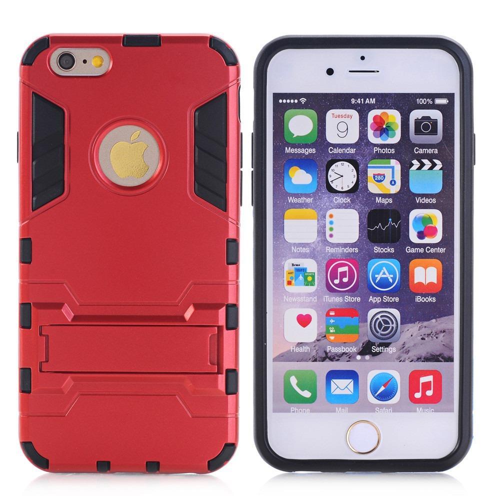 Hình ảnh Ốp lưng Iphone 6,Iphone 6s chống sốc Iron Man