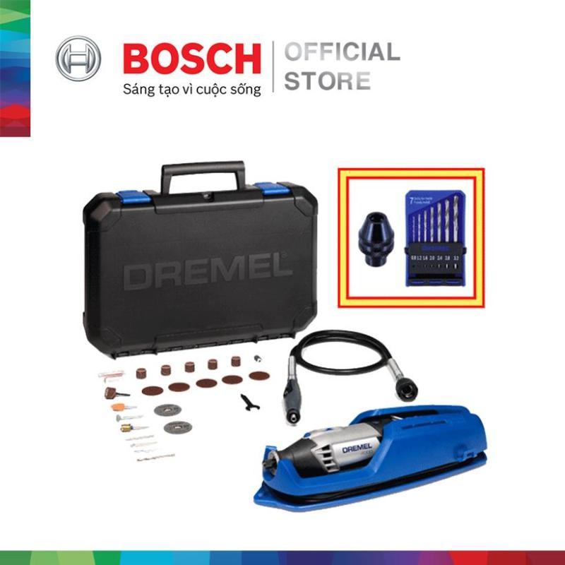 Máy mài cắt đa năng Bosch Dremel 3000 2/32 (Promotion Kit)