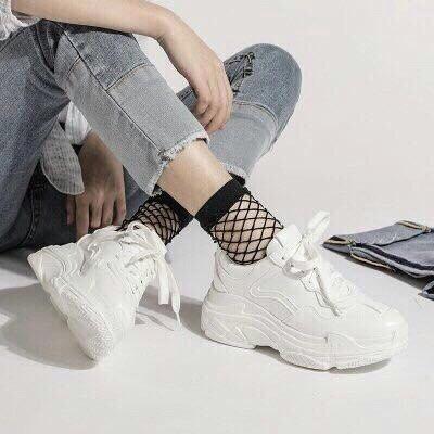 Hình ảnh giày tt trắng tuyết
