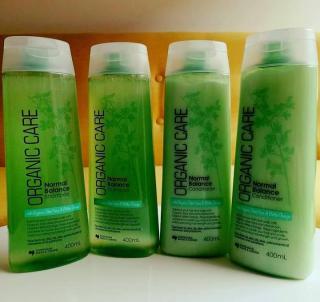 [HCM]COMBO DẦU GỘI - XẢ ORGANIC CARE - 400 ml giúp chăm sóc và dưỡng tóc bóng mượt - hàng nhập khẩu 100% từ Úc thumbnail