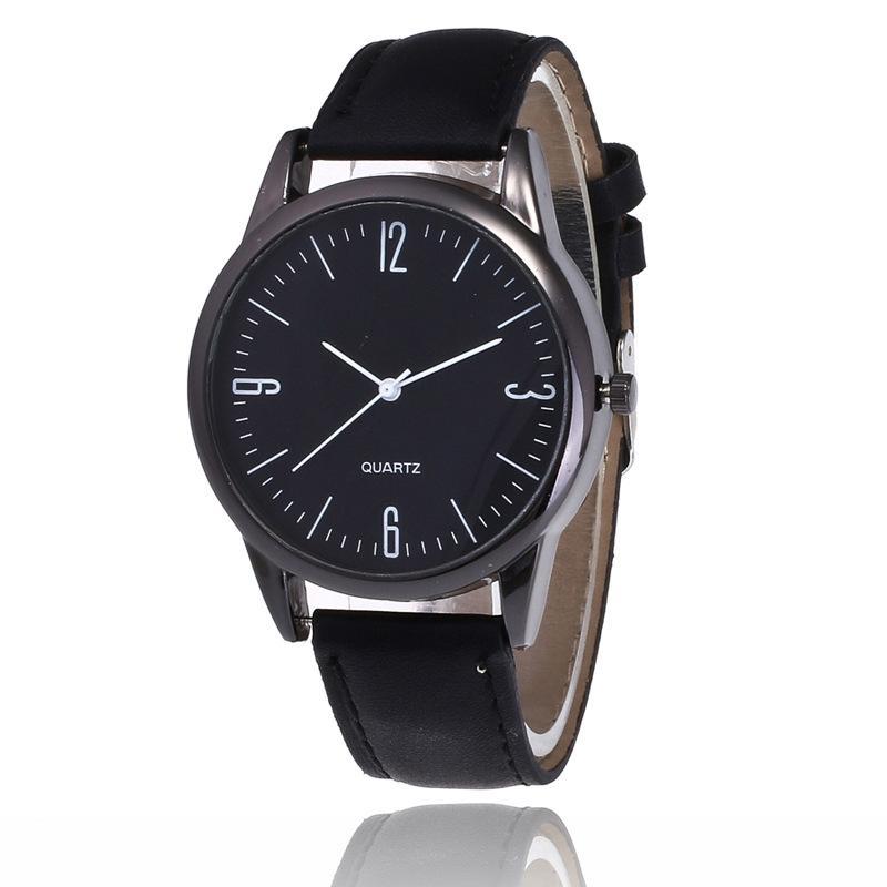 Hình ảnh Đồng hồ thời trang nam dây da Geneve PKHRG007