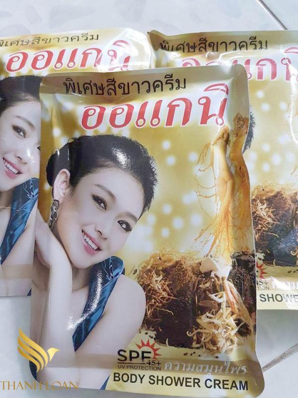 Tắm Trắng Khô Siêu Trắng Thái Lan - Thanh Loan - Sâm