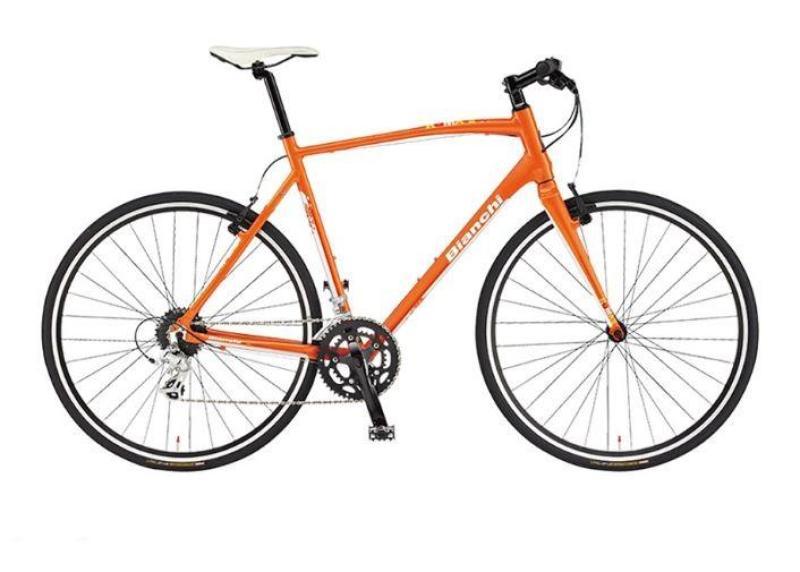 Phân phối xe đạp đường trường Bianchi Roma 3 (xe đạp châu âu)