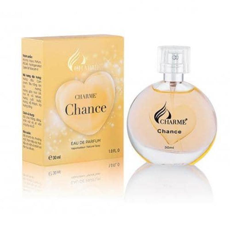 (HÀNG CÔNG TY) Nước hoa Nữ Charme Chance 30ml kèm quà tặng