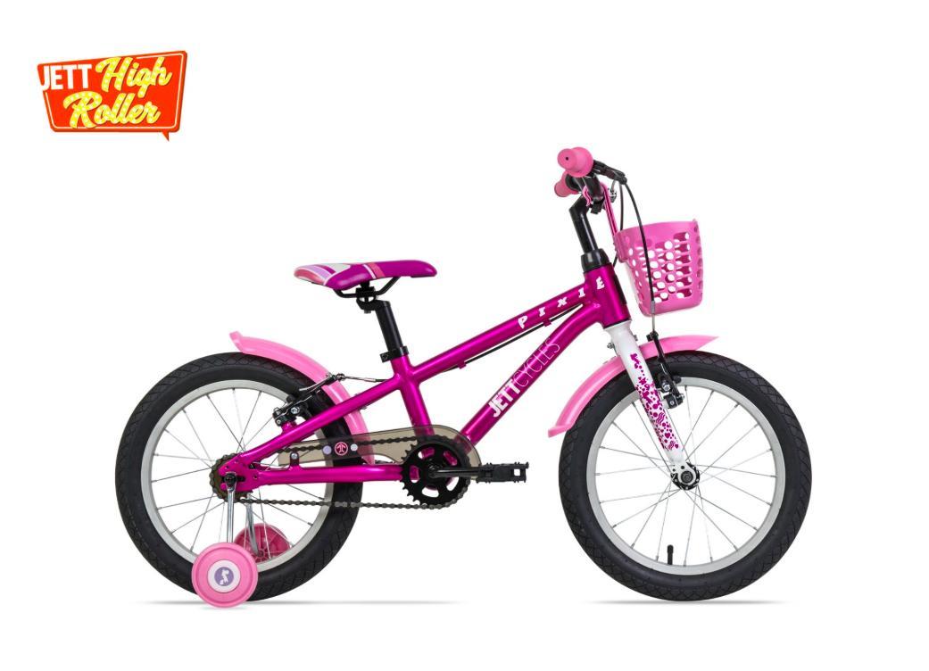 Giá bán Xe đạp trẻ em Jett Cycles Pixie (màu hồng)