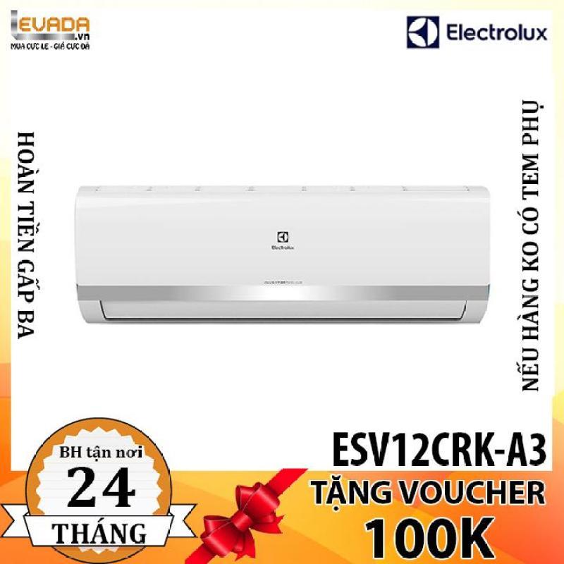 Bảng giá (ONLY HCM Máy Lạnh Inverter Electrolux ESV12CRK-A3