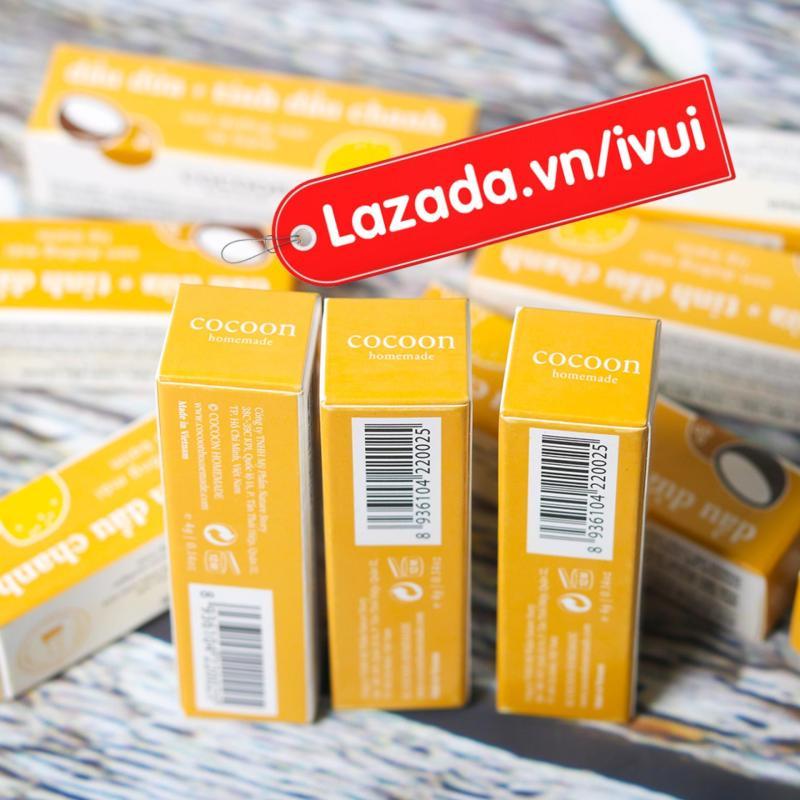 Bộ 3 son dưỡng môi Lip Care Cocoon giá rẻ