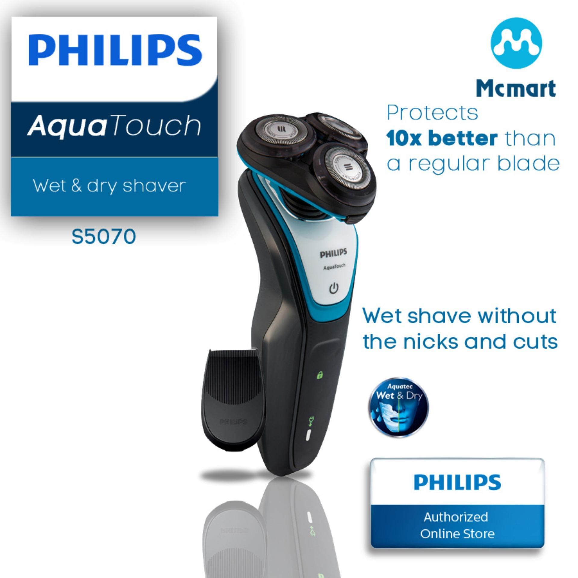 Giá Máy cạo râu Philips S5070 (Đen)-Hàng Nhập Khẩu Điện máy Thiên Hòa