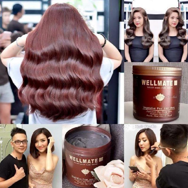Kem ủ tóc Wellmate 500g từ Ý cao cấp