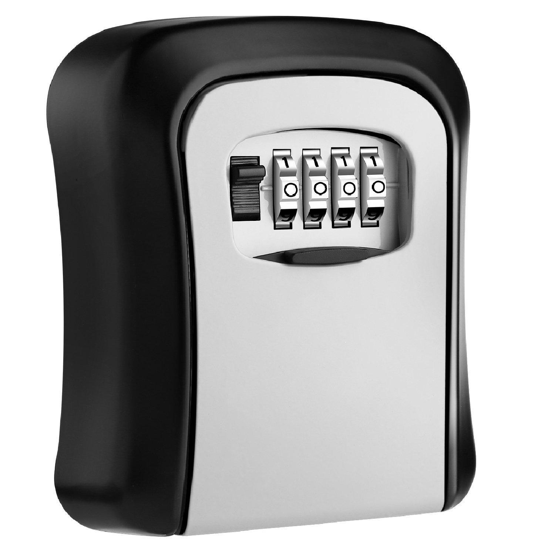 Hộp khóa treo tường pad lock (key box) cho home stay