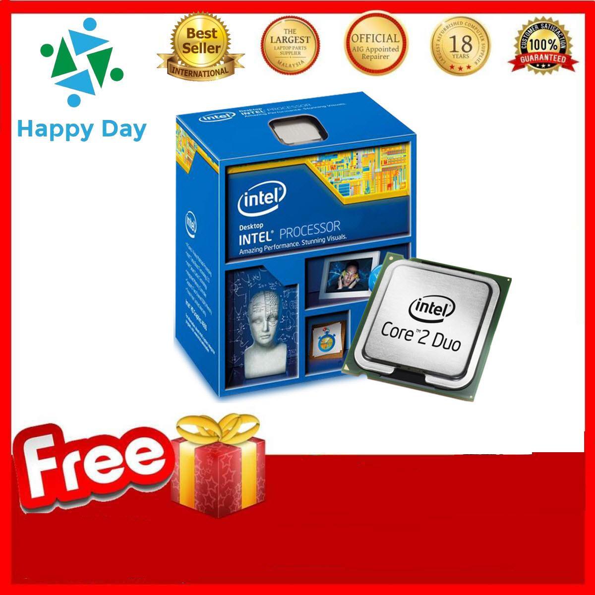 Vi xử lý Intel CPU Core 2 Duo E7500 (2 lõi- 2 Luồng) Chất Lượng Tốt- Hàng Nhập Khẩu