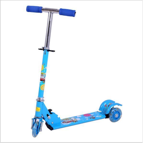Xe trượt giá rẻ, Xe trượt trẻ em scooter - MUA NGAY Xe Scoster bánh phát sáng, cho trẻ kích thích vận động, cao, khỏe, phát triển toàn diện- Bảo hành UY TÍN 1 đổi 1