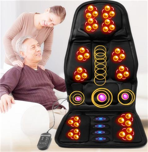 Ghế massage , nệm massage, nệm lót ghế, ghế massage toàn thân, đệm massage  BTS1570 thế hệ mới, massage thư giãn ngay tại nhà. Phân Phối và BH Toàn Quốc bởi BTS