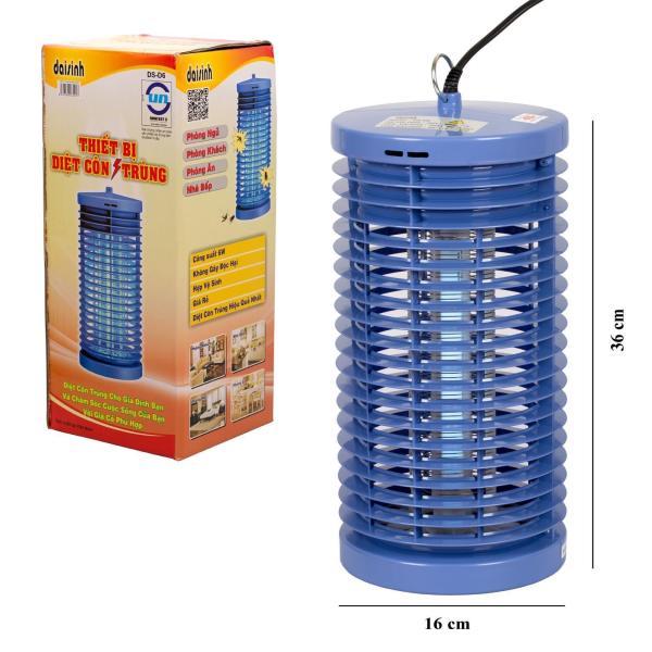 Đèn bắt muỗi và diệt côn trùng Đại Sinh DS-D6 Xanh