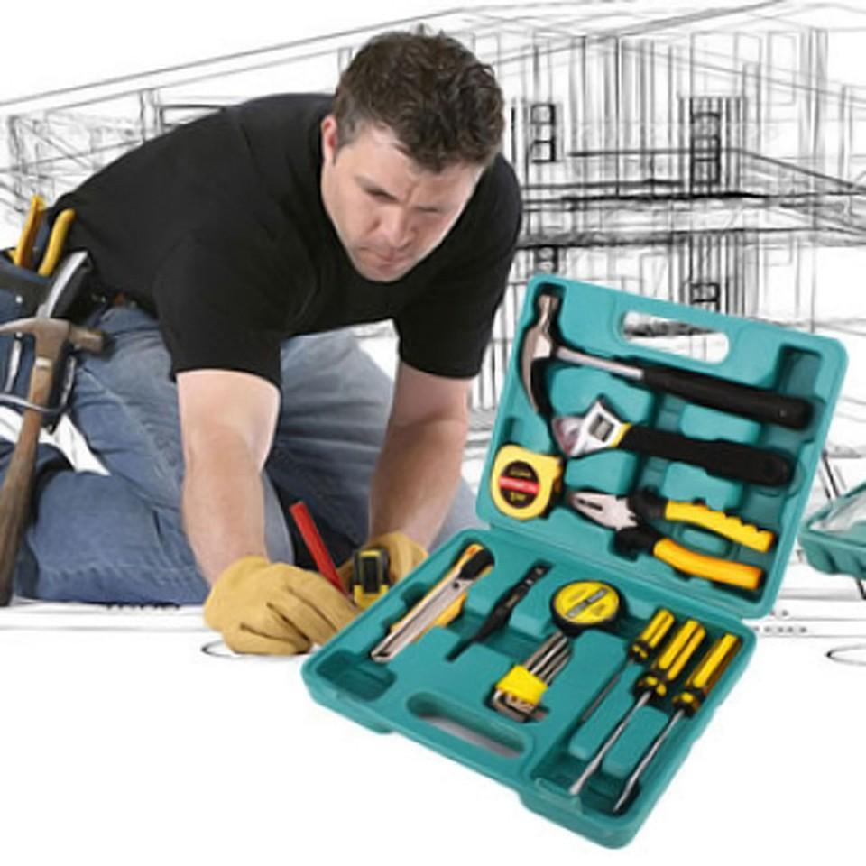 Bộ dụng cụ sửa chữa đồ đa năng 16 món