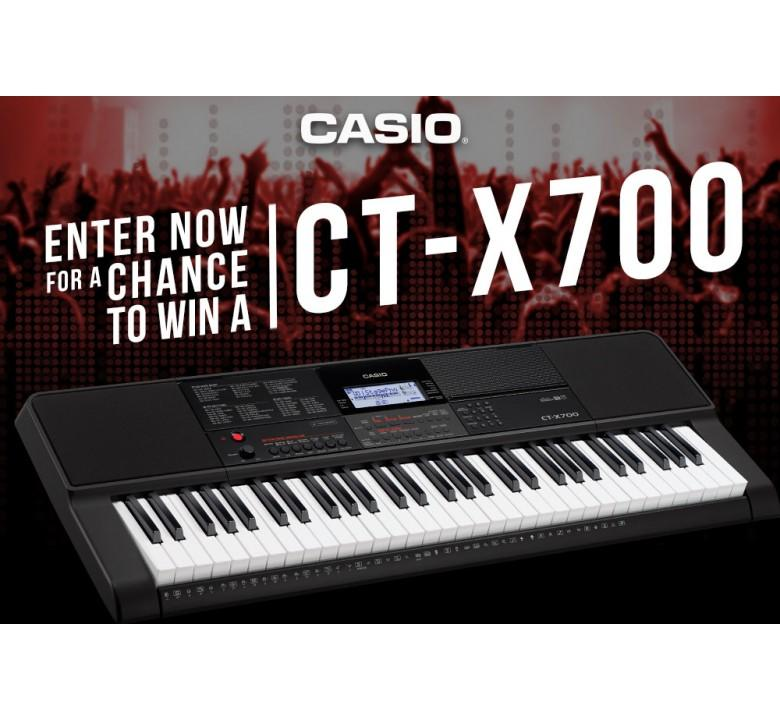 Organ Casio CTX 700