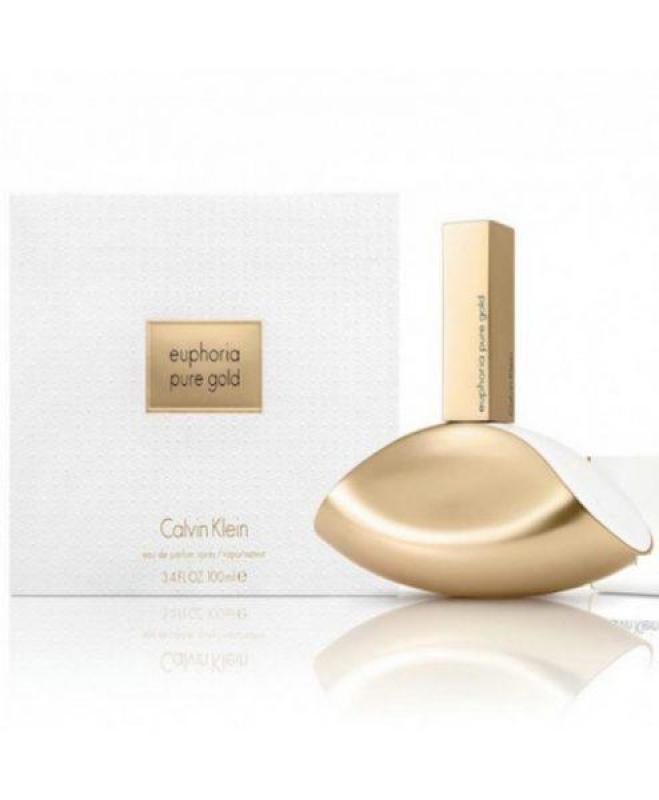 Calvin Klein-CK Euphoria Pure Gold EDP- 100ML