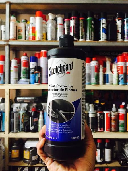 Chất phủ nano bảo vệ sơn 3M SCOTCHGARD Paint Protector El protector de pintura 38600 946ml