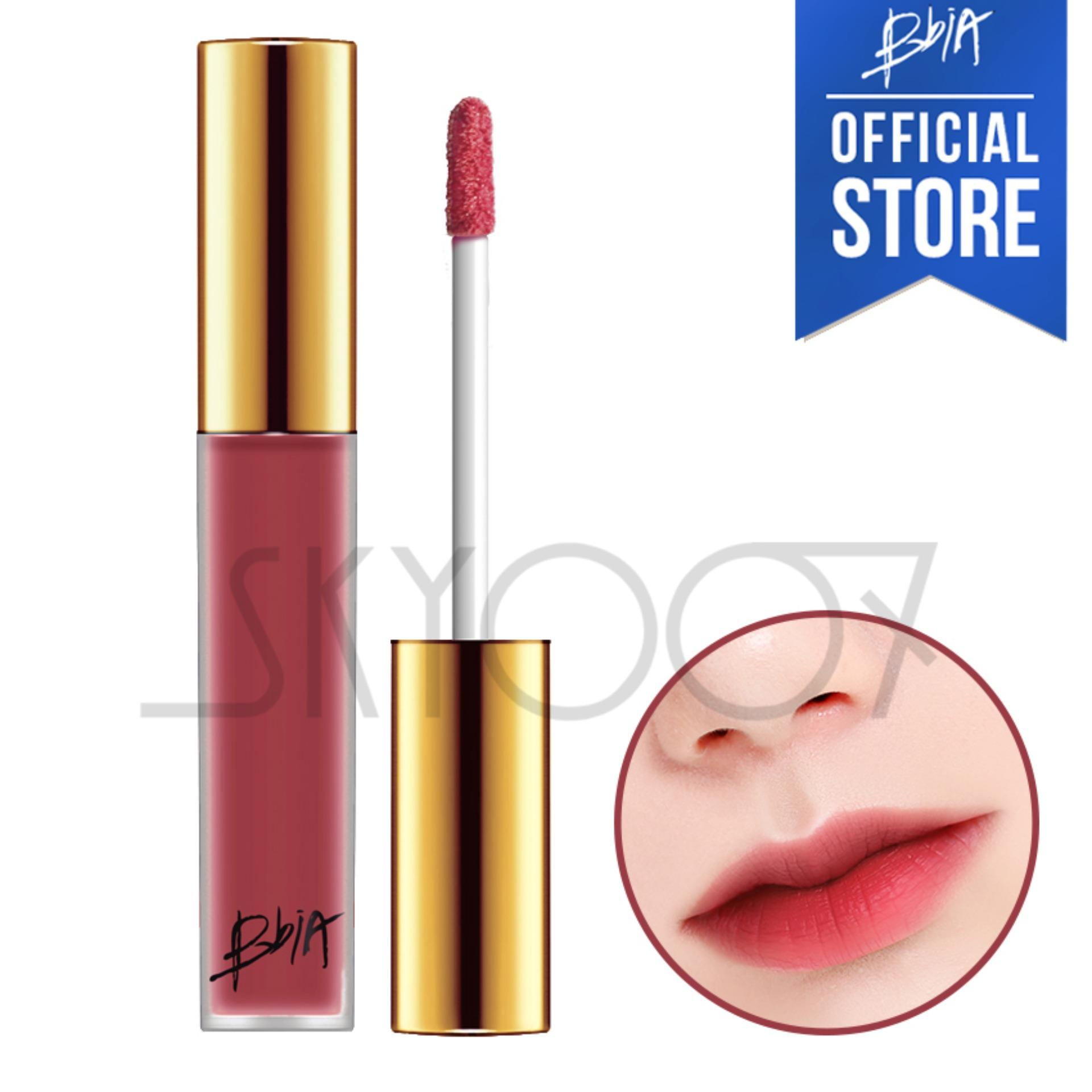 Son kem lì Bbia Last Velvet Lip Tint Version 3 - 11 Calm Boss (Màu hoa hồng) nhập khẩu