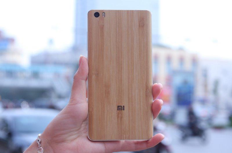 Điện Thoại Xiaomi Mi Note - Nắp Tre Gỗ (LTE)