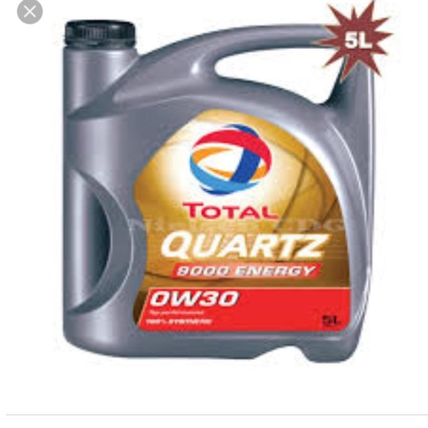 Ôn Tập Total Quazt 9000 0W 30 Sl Cf Cao Cấp Tổng Hợp Toan Phần
