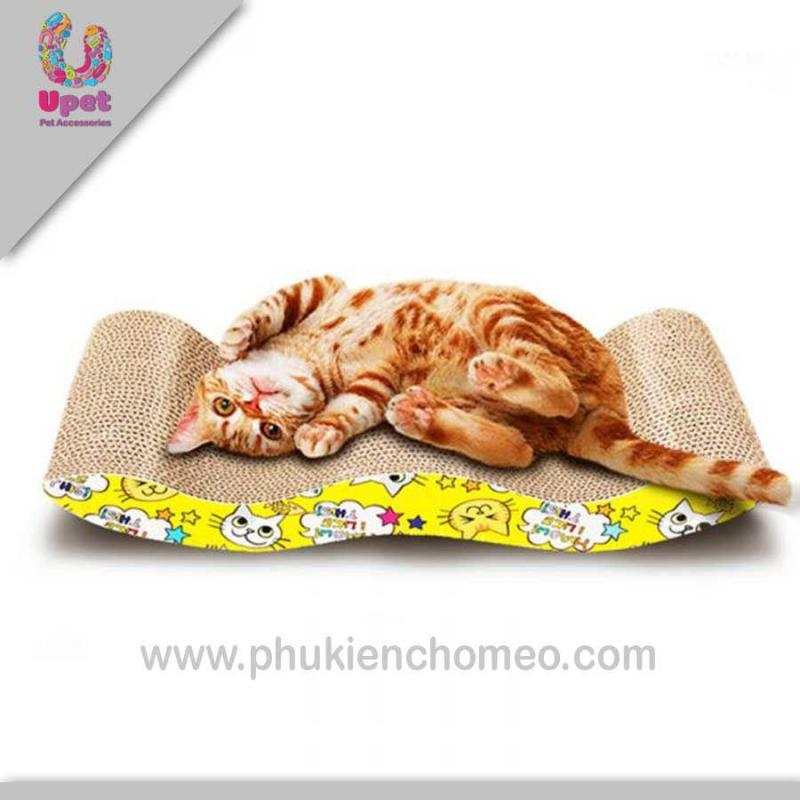 HN-SP1271 - Cào móng cho mèo hình ngói giấy (hanpet 4711853)