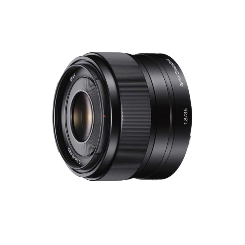 Ống kính Sony E 35mm f/1.8  SEL35F18 - Hàng phân phối chính hãng - Bảo hành 12 tháng