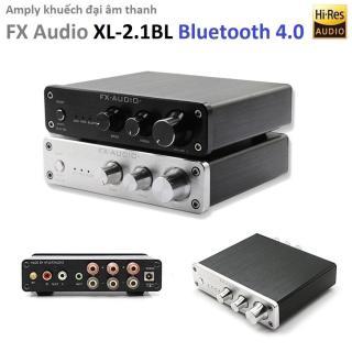Amply khuếch đại nghe nhạc lossless cao cấp FX AUDIO XL-2.1BL Bluetooth 4.0 TPA3116D2 2x25W 8 Ohm - Bộ khuếch đại âm thanh thumbnail