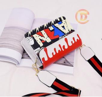 Túi A.N sơn cách điệu cá tính TDS 611 (A.N)