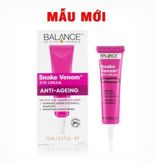Kem mắt nọc rắn Balance Active Formula Snake Venom Eye Cream 15ml (tím) thumbnail