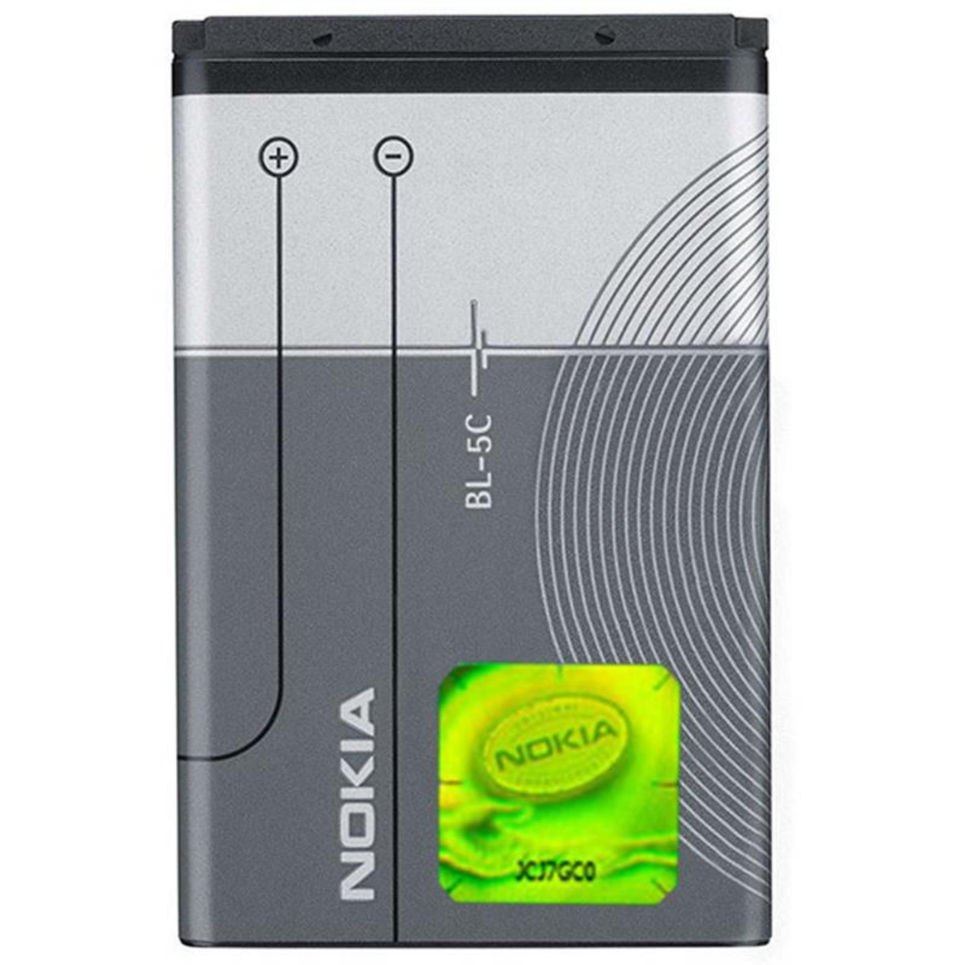 Hình ảnh Pin Nokia 5C (Pin Chuẩn 2ic Chống Phù) dành cho Nokia 1280, 1200, 1110i,7610....Pin bán rất nhiều khách mua