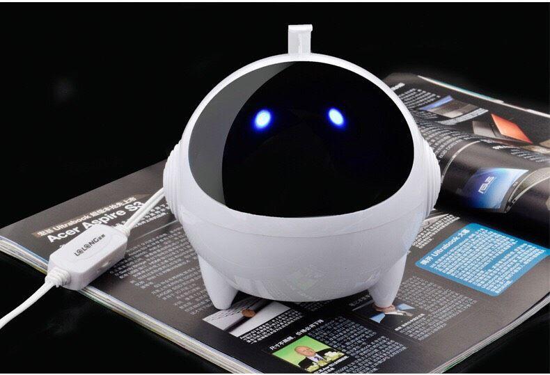 Bảng giá Loa vi tính Robot nhỏ xinh nguồn USB Phong Vũ