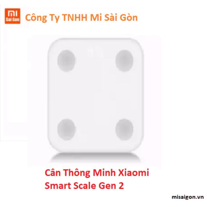Cân Thông Minh Xiaomi Smart Scale Gen 2 nhập khẩu