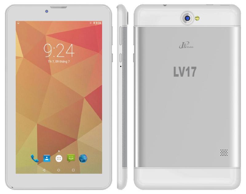 Máy Tính Bảng LV17 2 SIM WIFI 3G - Hàng Nhập Khẩu - Bảo Hành 12 Tháng