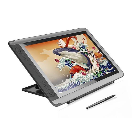 Hình ảnh Bảng vẽ màn hình LCD Huion Kamvas GT-156HD V2 (hàng phân phối chính thức)