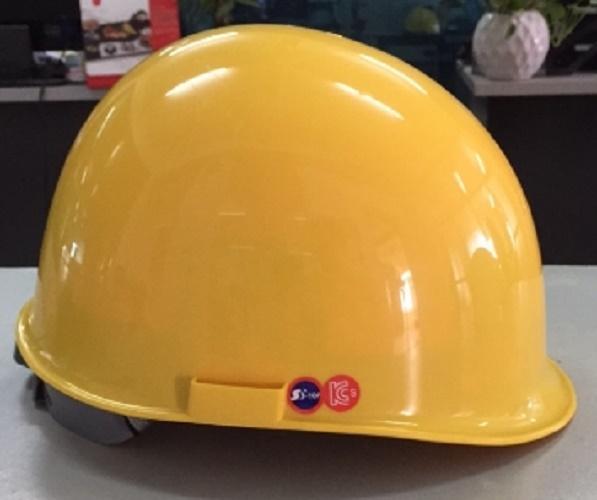 Mũ bảo hộ Hàn Quốc STOP màu vàng chanh kiểu nhật  STH-2003A