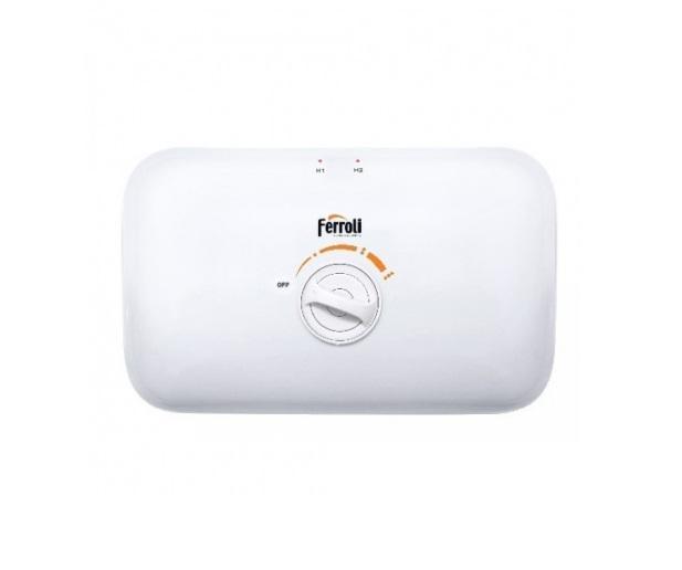 Bảng giá MÁY NƯỚC NÓNG TRỰC TIẾP FERROLI rita FS-4.5 TM( Chưa Có Vòi Sen Tắm)