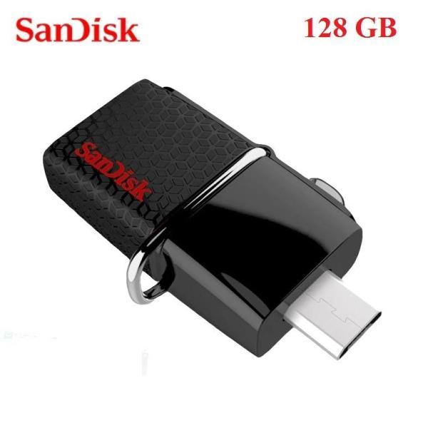 Bảng giá USB 3.0 SanDisk Ultra Dual 128GB 150MB/s (Đen) - Phụ Kiện 1986 Phong Vũ