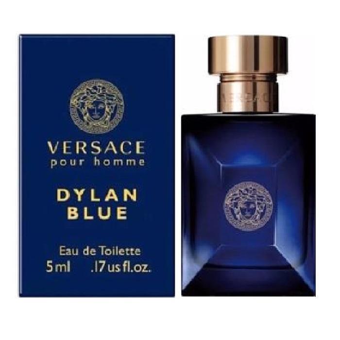 Nước hoa nam V.E.R.S.A.C.E Dylan Blue Pour Homme EDT 5ml