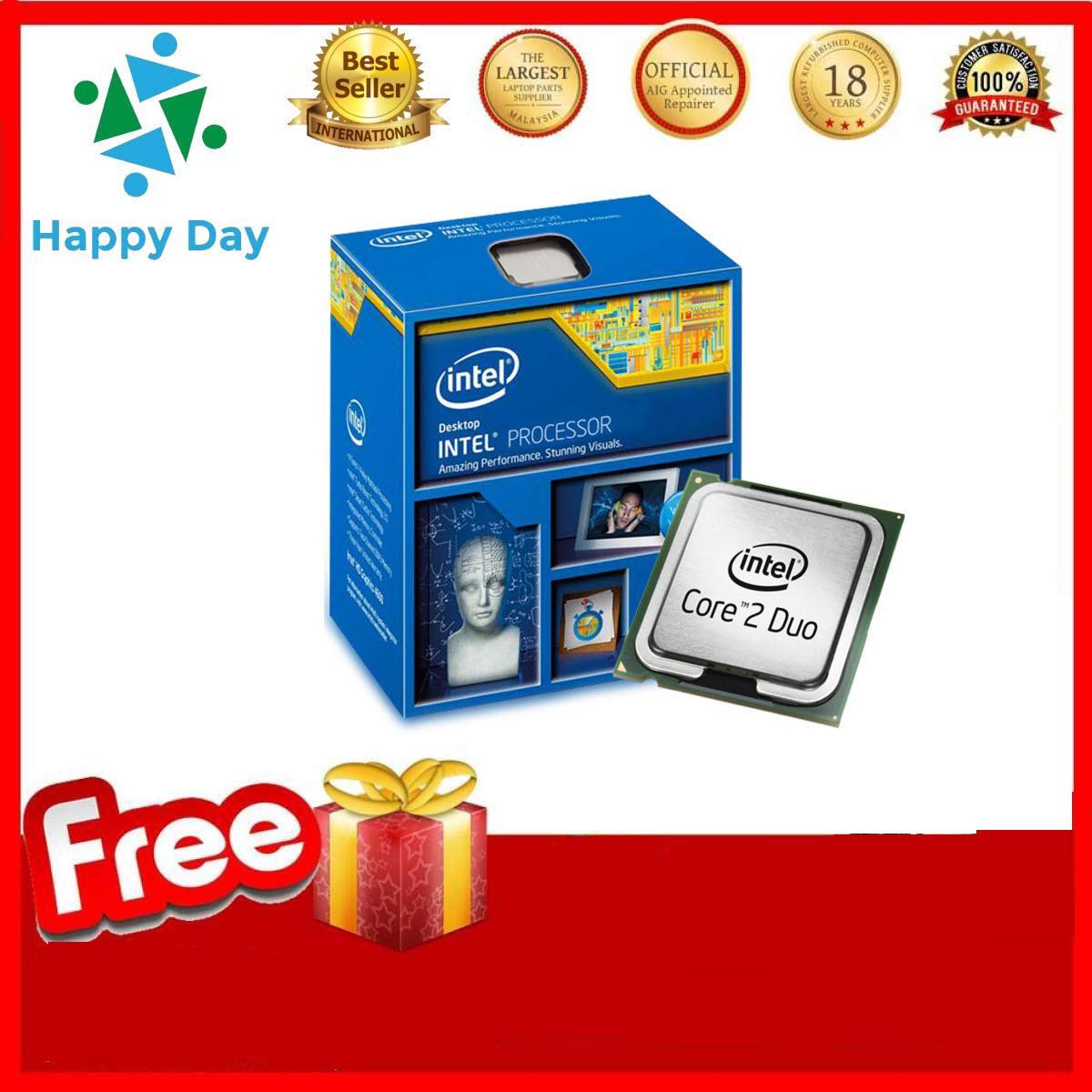 Vi xử lý Intel CPU Core 2 Duo E8200 (2 lõi- 2 Luồng) Chất Lượng Tốt- Hàng Nhập Khẩu