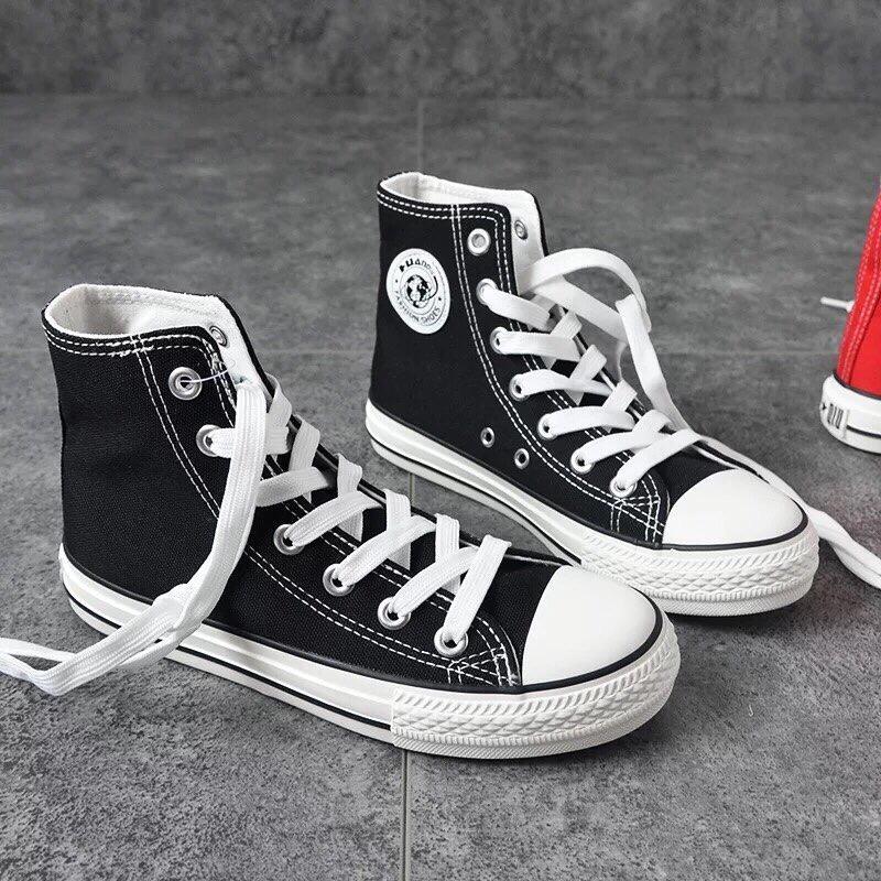Hình ảnh Giày bata Cổ cao hình sao siêu hót