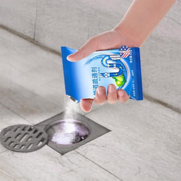 Gói Tẩy Sạch Đường Ống Cống Renew CDS1480