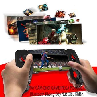 Bo Tay Cam Choi Game,Tay Game Bluetooth Android - Bán Tay Cầm Chơi Game Ipega Pg-9055 Bluetooth Không Dây 6A18, Giá Rẻ Hấp Dẫn , Bảo Hành 6 Tháng 1 Đổi 1 Toàn Quốc , Dụng Cụ Chơi Game