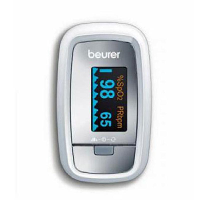 (GIÁ Hủy Diệt) Máy Đo Nồng Độ Oxy Trong Máu Và Nhịp Tim Beurer PO30 bán chạy