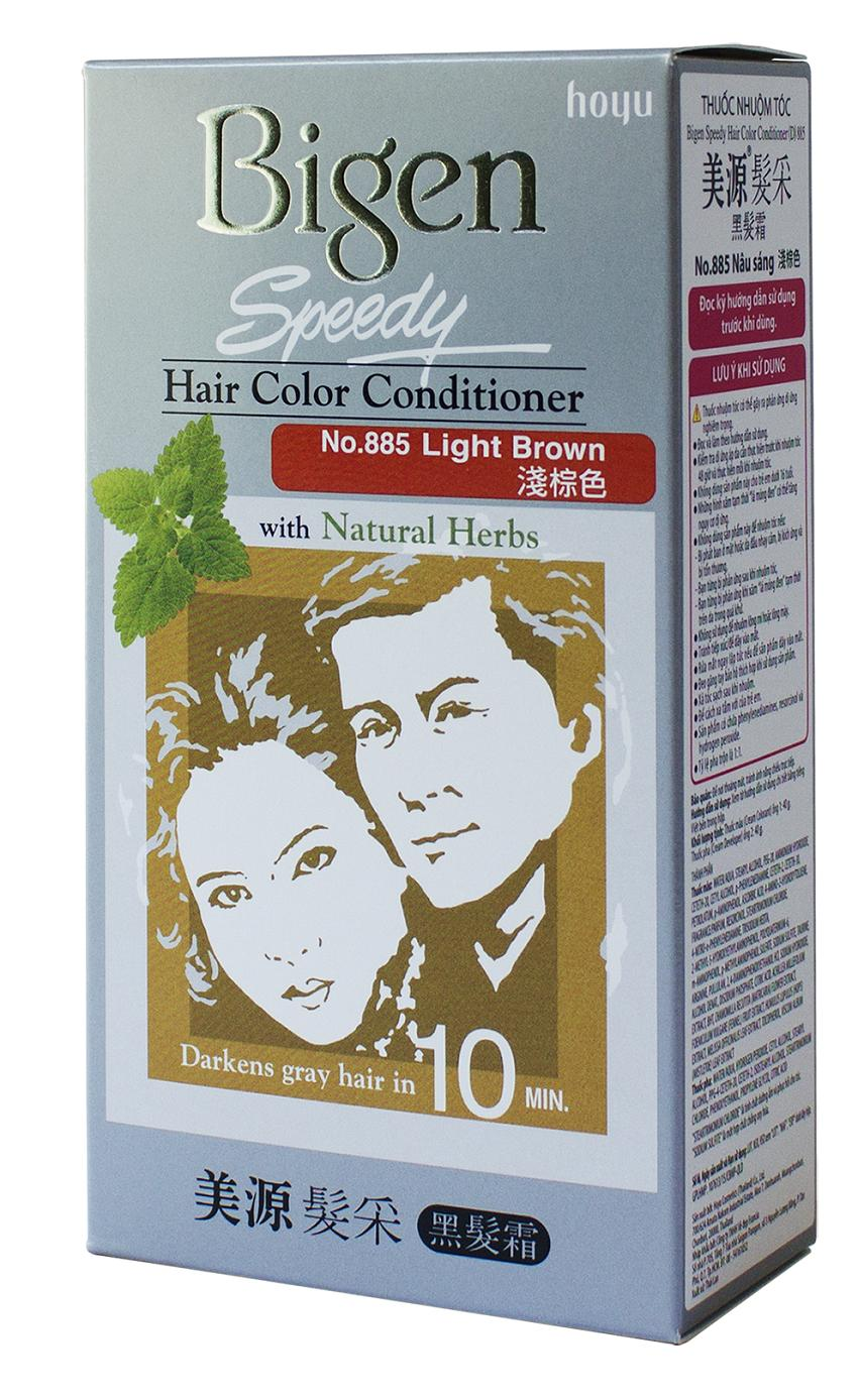 Thuốc nhuộm tóc Bigen Speedy Hair Color Conditioner