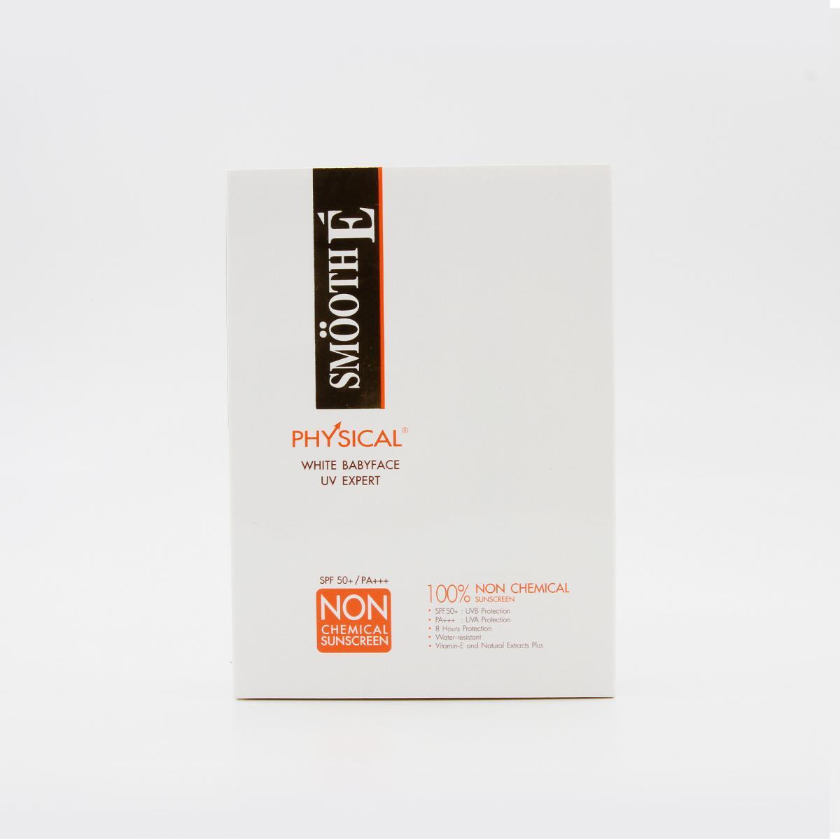 Kem chống nắng Smooth E White 40G nhập khẩu