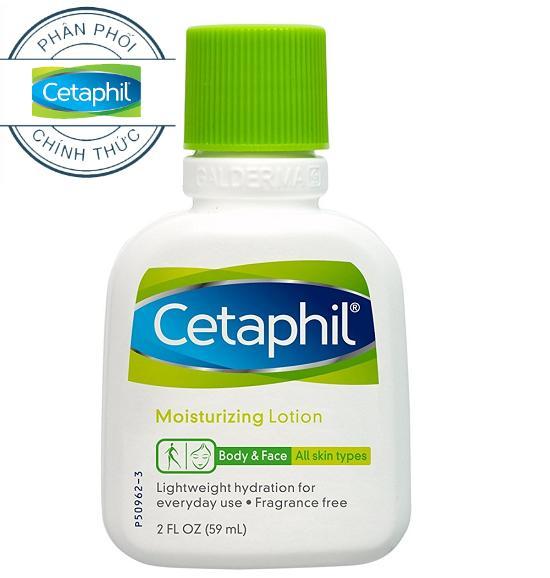 Sữa dưỡng ẩm CETAPHIL MOISTURIZING LOTION 59 ML