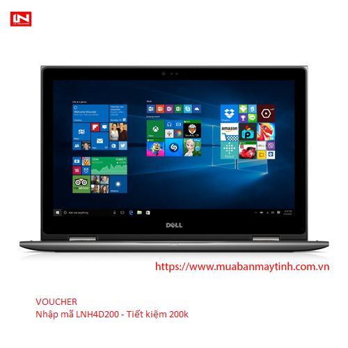 Mã Giảm Giá tại Lazada cho Laptop Dell Inspiron 5578 Core I7-7500 16G 512GB 15.6 In Touch - Hàng Nhập Khẩu