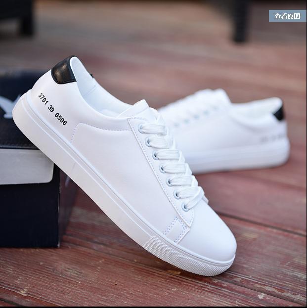Hình ảnh Giầy NAM, NỮ Thuộc top 10 Sneaker trắng cổ thấp 031 BHSHOES99